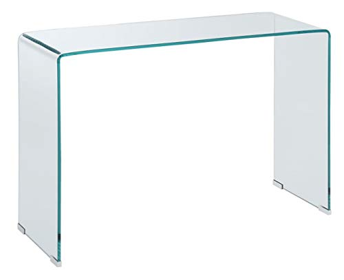Coaster Home Furnishings Sofa Table, Clear
