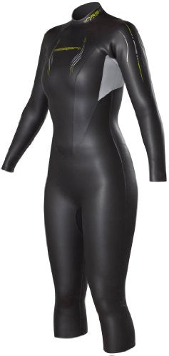 NeoSport Men's and Women's Full Body Triathlon Wetsuit - 5/3mm Ultra Light Neoprene - Anatomical Fit, Superior Range of Motion, Competition Approved,8