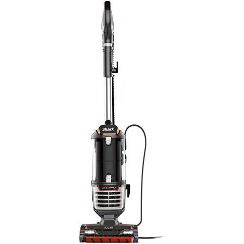 Shark NV770 DuoClean Lift-Away Upright Vacuum Cleaner with Anti-Allergen Seal for Carpet and Hardwood Floors (Renewed)