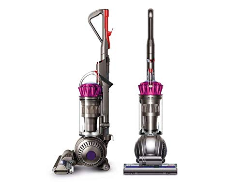 Dyson Ball Multi Floor Origin High Performance HEPA Filter Upright Vacuum Fuchsia - Corded