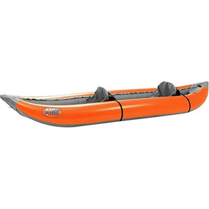 AIRE Outfitter II Inflatable Kayak-Orange