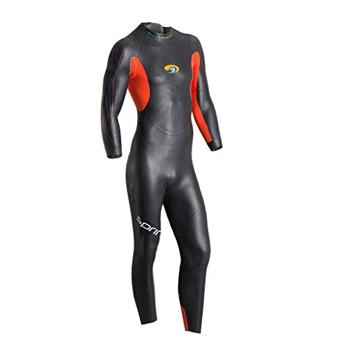 blueseventy 2019 Men's Sprint Triathlon Wetsuit - for Open Water Swimming - Ironman & USAT Approved (XS)