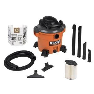 high Performance Wet/Dry vac WD1273