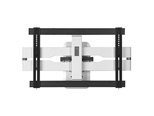 One For All Flux TV Bracket â€?Screen Size 32-84â€? Unique Gas Spring Feature - 120° Turn and 15° Tilt Adjustment â€?High end Wall Mount - Max Weight 30kg - Ultra Slim Line â€?WM6681