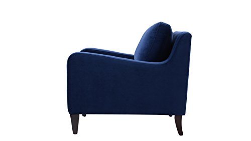 Jennifer Taylor Home Serena Sofa, Navy Blue