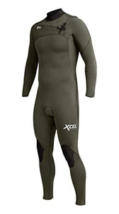 Xcel Mens Comp 4/3mm Fullsuit (Dark Forest/Medium Tall)
