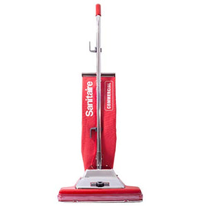 Sanitaire Tradition Wide Track Upright Commercial Vacuum, SC899G
