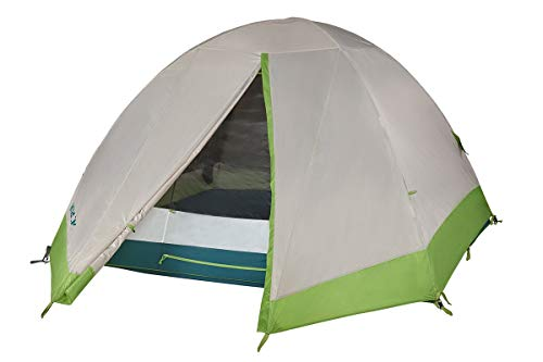 Kelty Outback 4 Person Camping Tent, Grey