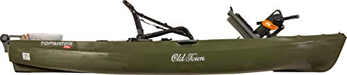Old Town Topwater PDL Angler Fishing Kayak (Photic, 10 Feet 6 Inches)