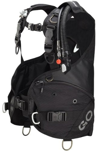 Scubapro GO BCD with Standard Power Inflator, Small