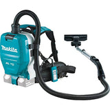 Makita XCV09Z 18V X2 LXT Lithium-Ion (36V) Brushless Cordless 1/2 Gallon HEPA Filter Backpack Dry Vacuum, Tool Only