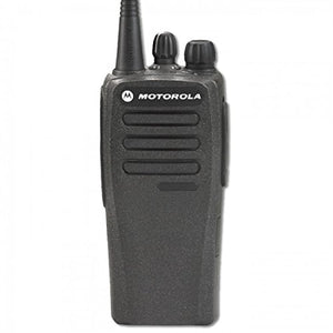 CP200D AAH01JDC9JA2AN Original Motorola Digital & Analog VHF 136-174 MHz Portable Two-Way Radio 16 Channels, 4 Watts - Complete Original Package - 2 Year Warranty