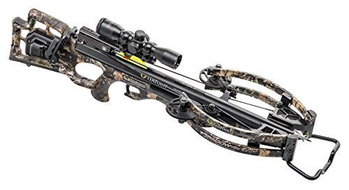 Tenpoint Shadow NXT, Pro-View 2 Scope, ACUdraw 50 SLED