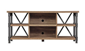 Pamari Collins Media Console in Autumn Driftwood Finish - TC54-6096-PD04