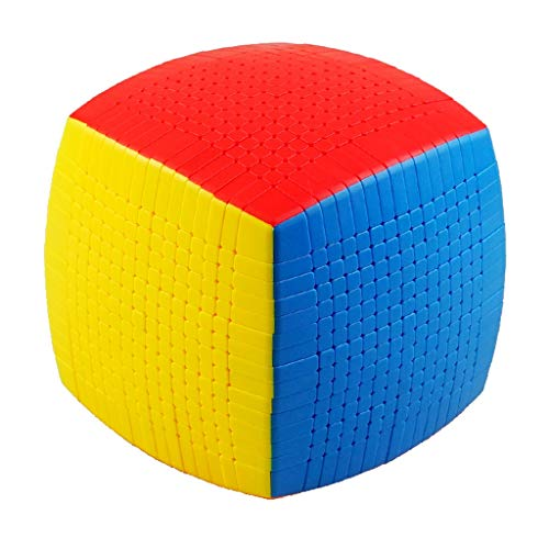 HXGL-Magic cube Speed Cube 15x15x15 Cube Puzzles Toys Holiday Birthday Gift for Kids Student Adult for Professional Competition Solid Durable Smooth with Gift Box