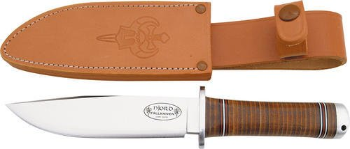 Fallkniven Knives NL3 Njord Northern Light Series Fixed Blade Knife