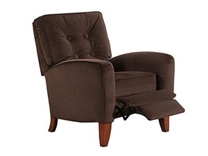 Lane Home Furnishings Recliner, Chocolate Brown