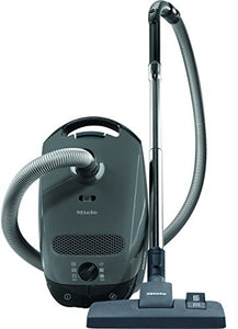 Miele Classic C1 Limited Edition Canister Vacuum Cleaner, Graphite Grey