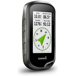Garmin Oregon 700 Handheld GPS with Built-in Wi-Fi & Bluetooth (010-01672-00) + 32GB Memory Card + LED Brite-Nite Dome Lantern Flashlight + Carrying Case + 4X AA Batteries w/Charger