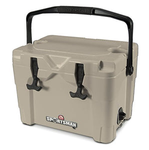 Igloo Products 00043865 Sportsman Cooler, Tan, 20 Quart