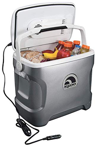 Igloo Portable 28 Quart Thermoelectric Iceless Cooler