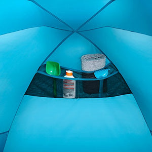 Pacific Breeze Easy Up Beach Tent