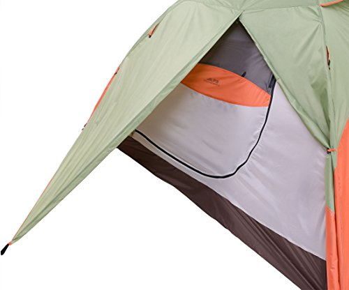ALPS Mountaineering 5422607  Taurus 4 Person Tent, Sage/Rust