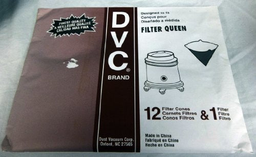 Filter Queen Majestic Triple Crown Canister Vacuum w/Power Head Nozzle + Attachments