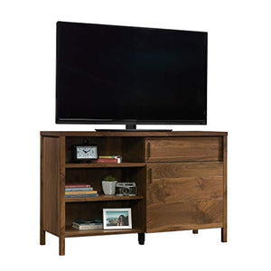 "Sauder Harvey Park TV Stand, For TV's up to 50"", Grand Walnut finish"