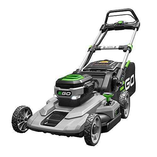 EGO Power+ LM2100 21-Inch 56-Volt Lithium-ion Cordless Lawn Mower Battery & Charger Not Included