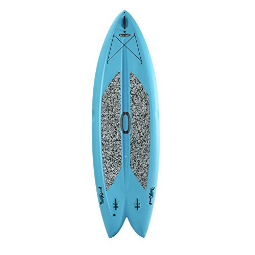 Lifetime Freestyle Hard Shell Paddleboard with Paddle, 9'8