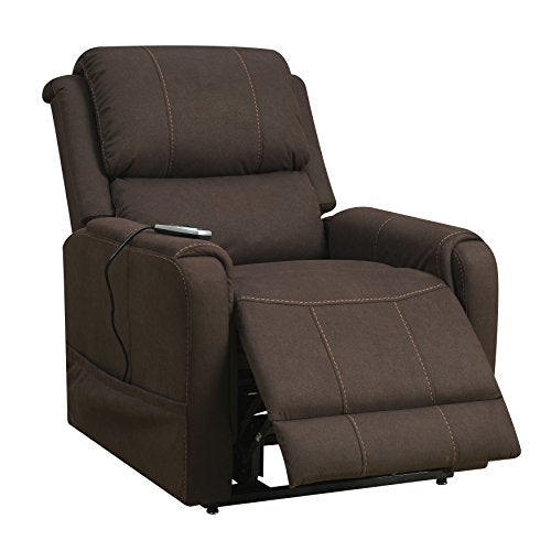 Pulaski Home Comfort Collection Power Lift Chair, Brown
