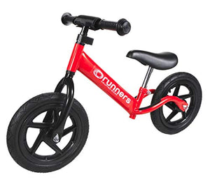 Runners-Bike Speeders 'A Series' Red Balance Bike