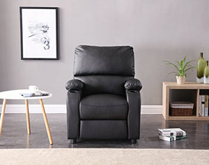 Hodedah Recliner with 2-Cup Holders