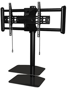 "AVF ""ZSL5502-A"" Cornermount Corner TV Wall Mount All-in-One for TVs 32"" - 70"" inch"