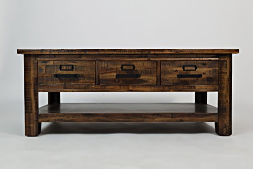 Jofran: , Cannon Valley, Rectangle Cocktail Table, 48