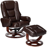 Coaster 600086-CO Chair with Ottoman