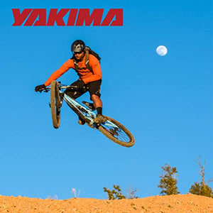 YAKIMA - FrontLoader Wheel-On Mount Upright Bike Carrier for Roof Racks, 1 Bike Capacity