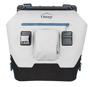 OtterBox Trooper Cooler 30 Quart - Hazy Harbor (Grey/Blue/Green)