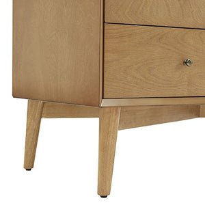 Crosley Furniture Landon Mid-Century Media Console - Acorn