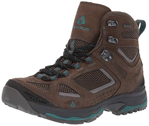 Vasque Womens Breeze III GTX Gore-tex Waterproof Breathable Hiking Boot, Brown Olive/Spruce, Size 7.5 M