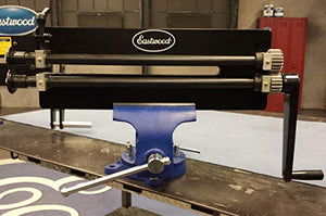 Eastwood Metal Bead Roller Create Channels Flanges Profiles Durable Steel Construction