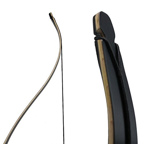 SinoArt Lion Takedown Recurve Bow Limbs Only 30 35 40 45 50 55 60 65 70 LBs (40 LBs)