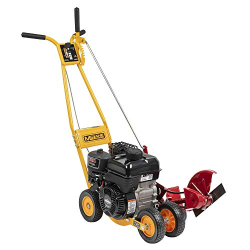 "McLane 101-5.5GT-7Gas Powered Lawn Edger, 5.50 Gross Torque/3.5 HP B&S Engine 7"" Wheels"