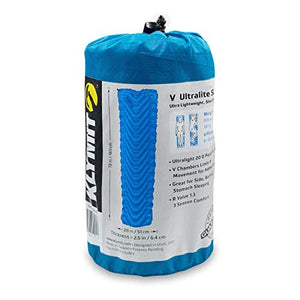 Klymit Static V Ultralite SL Sleeping Pad, Non-Insulated
