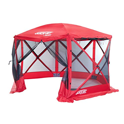 Quick Set 14202 Escape Screen Shelter, Red