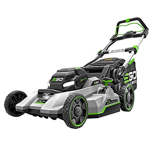"EGO LM2130SP Select-Cut Multi-Blade 21"" Battery-Powered Self-Propelled Mower (Battery & Charger NOT Included)"