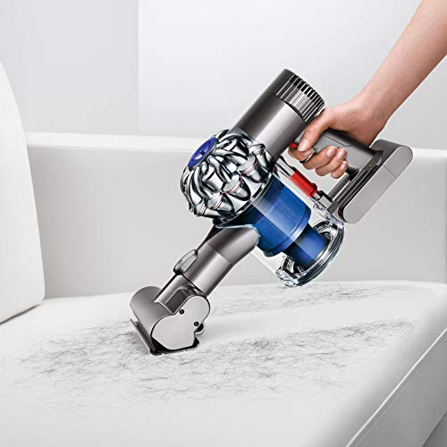 Dyson SV06 V6 Fluffy Cordless Vacuum Cleaner for Hard Floors