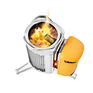 BioLite CampStove 2 Wood Burning and USB Charging Camping Stove