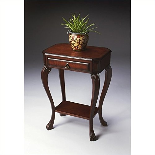 Beaumont Lane Console Table in Plantation Cherry
